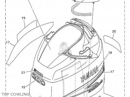 Yamaha Z150/175/200txrb/tlrb/lz150/200 Txrb 2003 parts