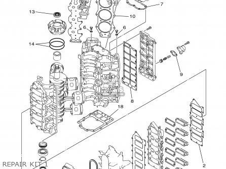 Yamaha Z150/Z175/Z200TRZ-LZ150/LZ200TRZ 2001 parts lists