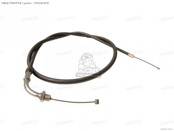 Honda Cm185t Twinstar 1978 Usa Handle Lever / Switch