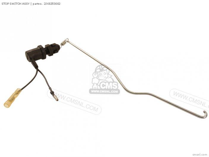 Yamaha Tw200 Trailway 1987 (h) Usa Electrical 1