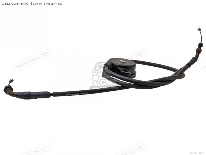 Honda Nsr125r 1991 (m) Sweden / Kph Switch/cable