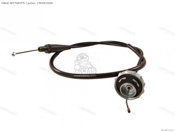 Honda Tlr200 Reflex 1986 (g) Usa California Handle Switch