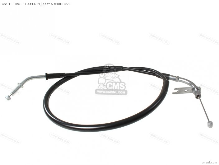 CABLE-THROTTLE,OPENIN for ZL900A1 ELIMINATOR 1985 USA