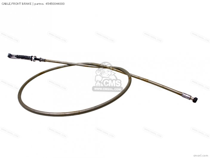 CABLE,FRONT BRAKE for P50 LITTLE HONDA GENERAL EXPORT