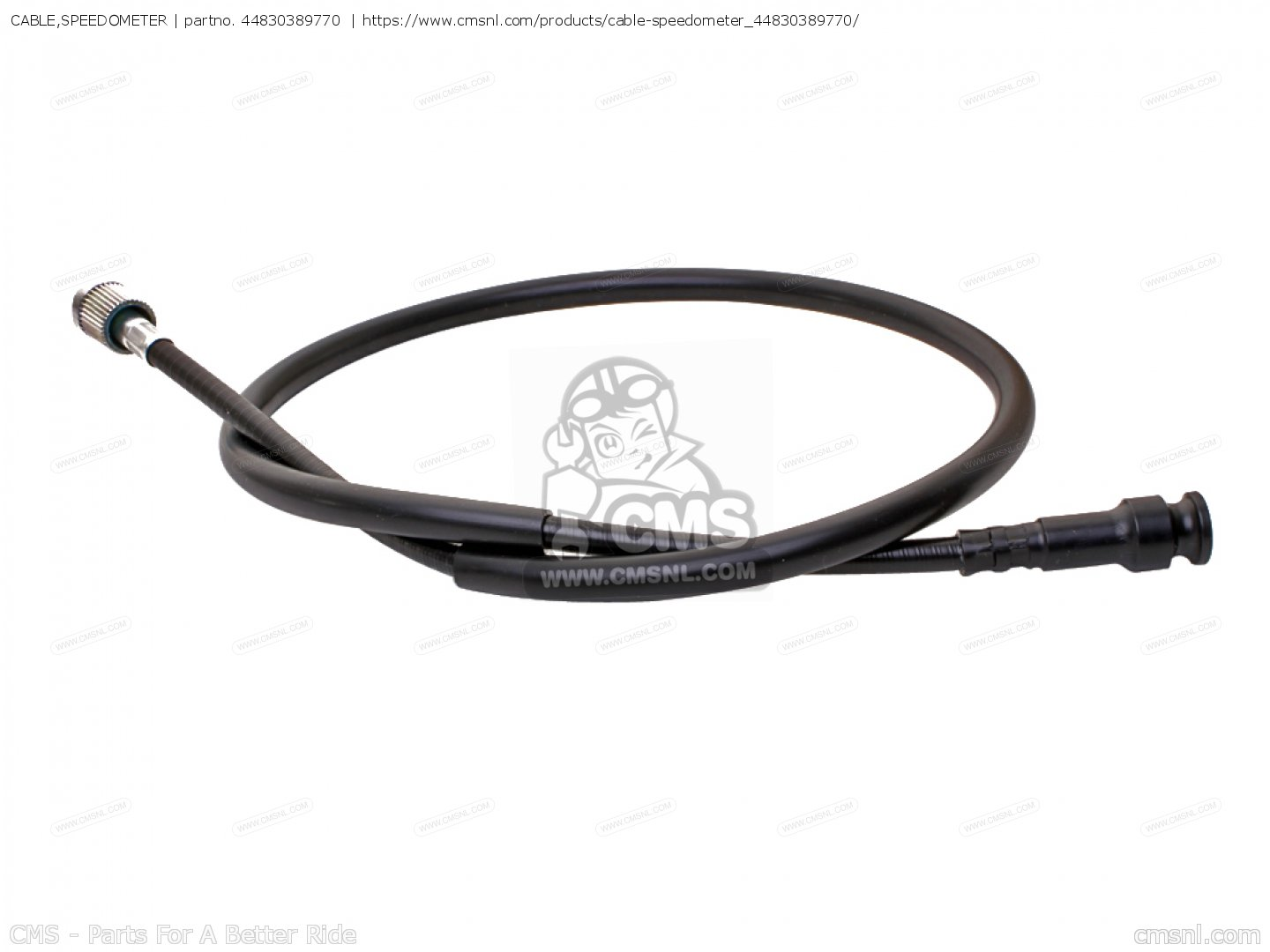 Cable Speedometer Honda