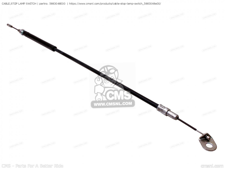E00 Cable Stop Lamp Switch Suzuki