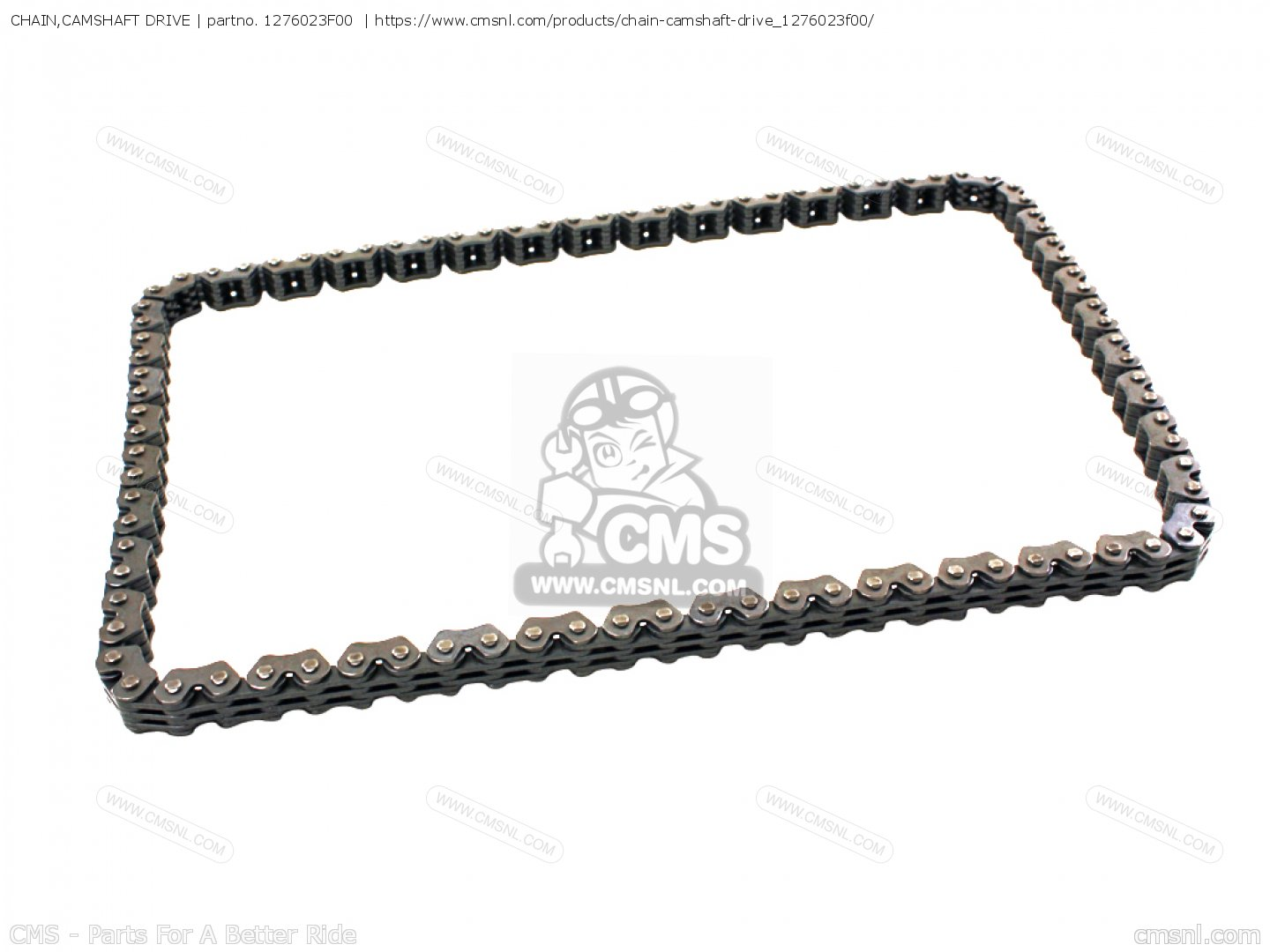 CHAIN,CAMSHAFT DRIVE for DL1000 VSTROM 2002 (K2) USA (E03