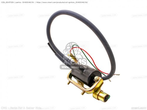 small resolution of ct90 trail 1966 k0 usa coil ignition 30400046156 for honda