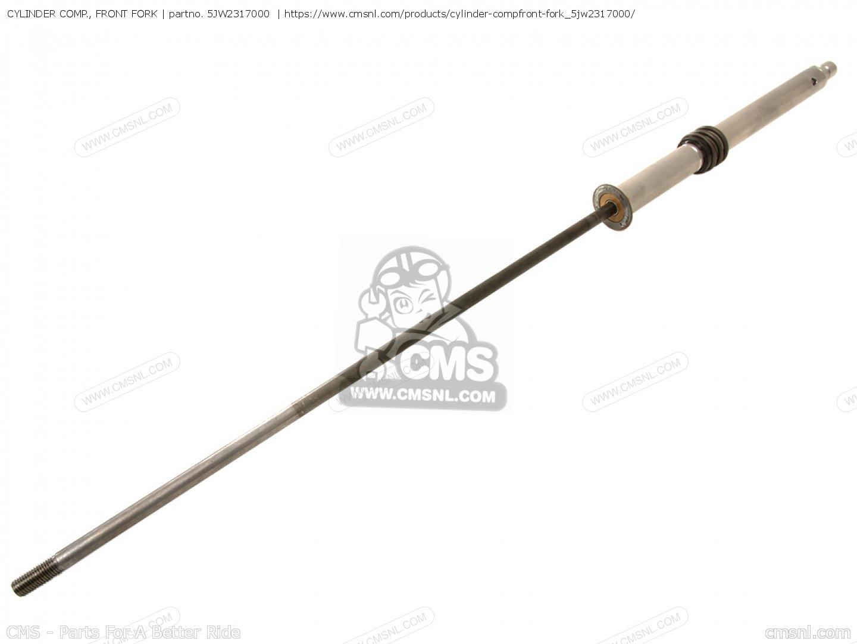 Cylinder Comp Front Fork Fjr Fjr C 3 Usa