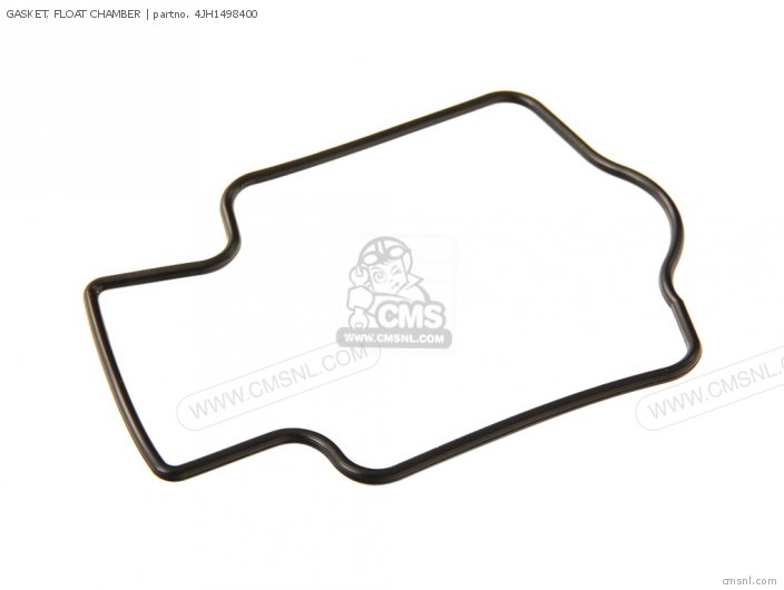 GASKET, FLOAT CHAMBER for YZF600R 2000 4TV9 ENGLAND 104TV