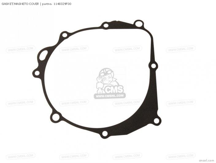 GASKET,MAGNETO COVER (NAS) for DR-Z400E 2000 (Y) USA (E03