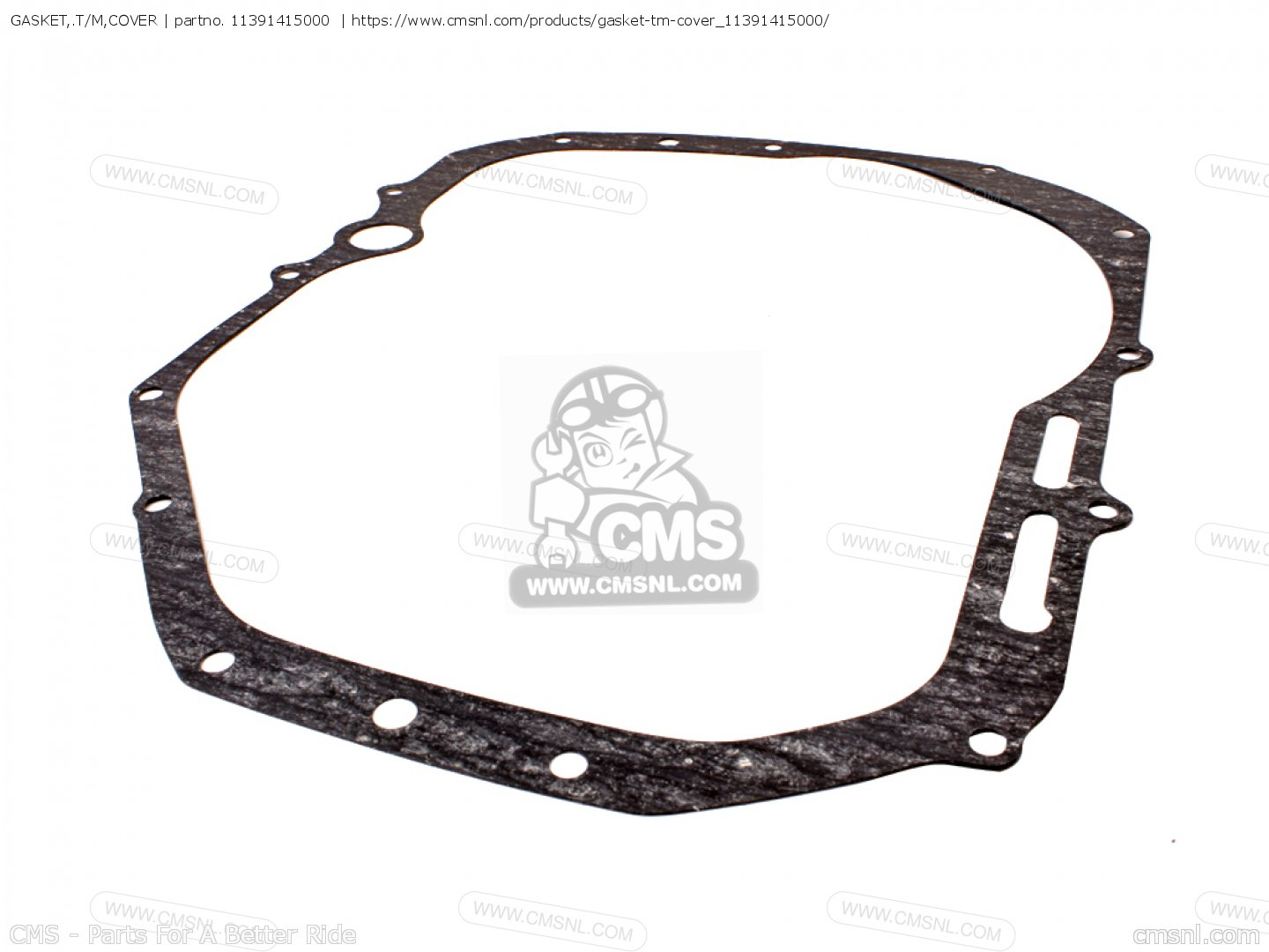 Gasket T M Cover Mca For Cx500 General Export Kph
