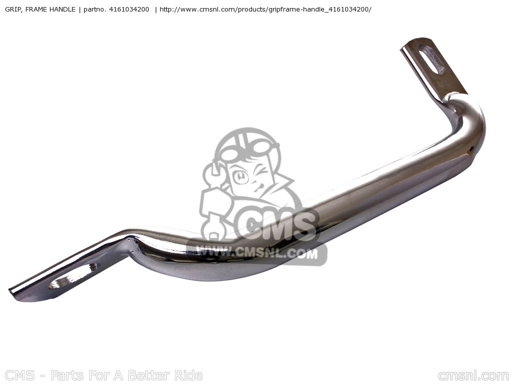 Grip Frame Handle Suzuki
