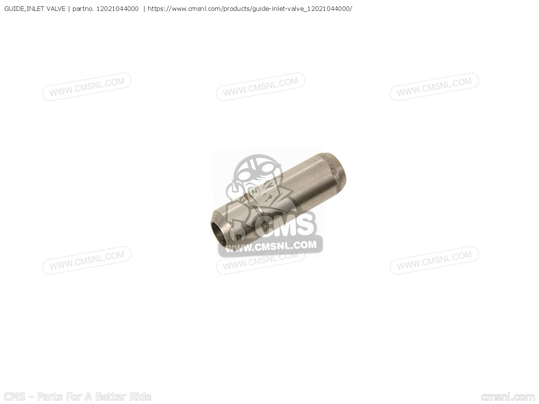 Guide,inlet Valve Pc50 Little Honda 1969 Usa 12021044000