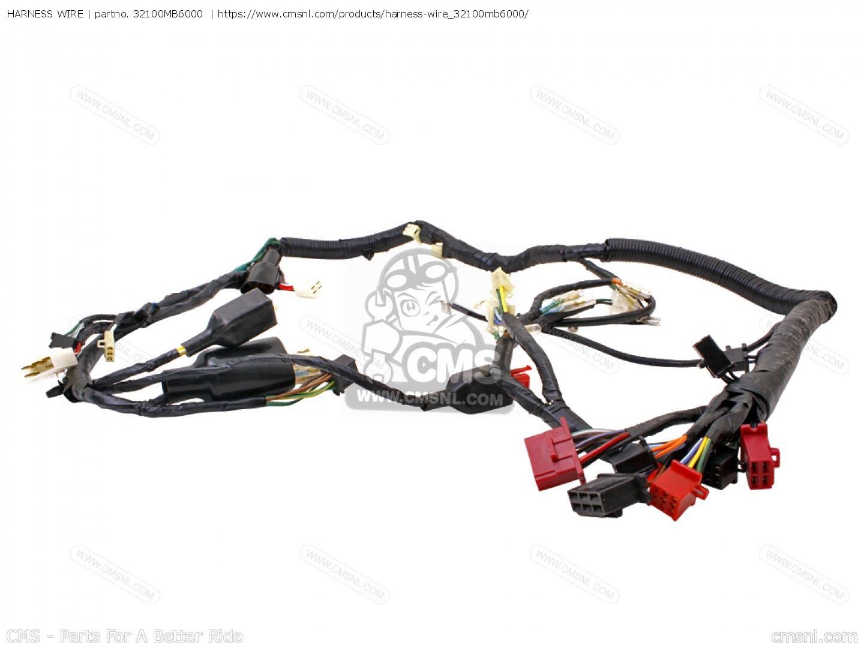 Harness Wire For Vf F E