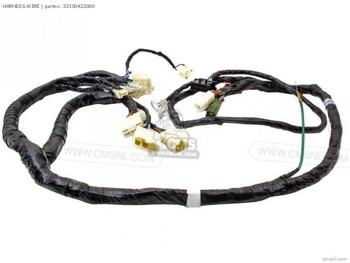 Honda Cbx1000 Supersport 1979 (z) Usa Wire Harness