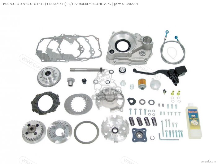 01000004 Engine Comp Mission Shaft Set 5-speed (for Dry