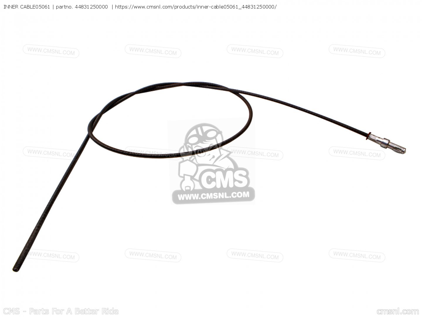INNER CABLE05061 for CA77 1960 1961 1962 1963 1964I 1964II
