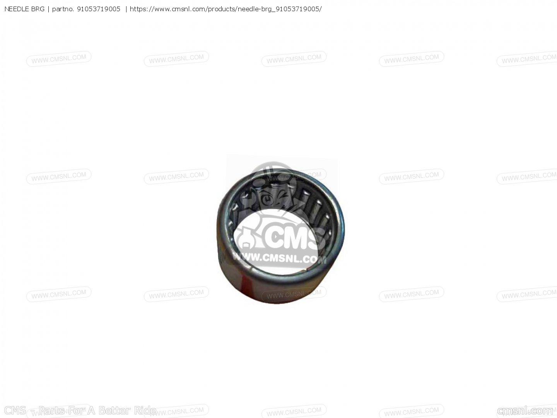 Needle Brg For Cr250r Elsinore L Australia