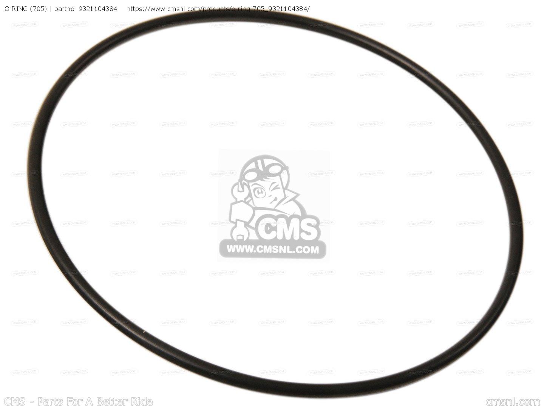 O-RING (705) for F200/F225/LF200/LF225TXRA,F225/LF225TURA