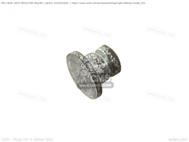 PIN, HEAD LIGHT REFLECTOR HOLDER for CE71 DREAM SUPER