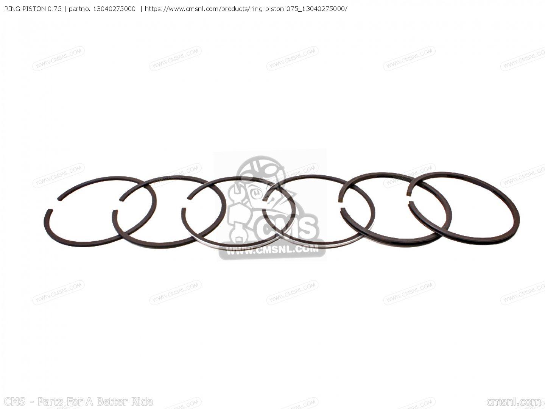 Ring Piston 0 75 For Cl77 Scrambler Usa 305