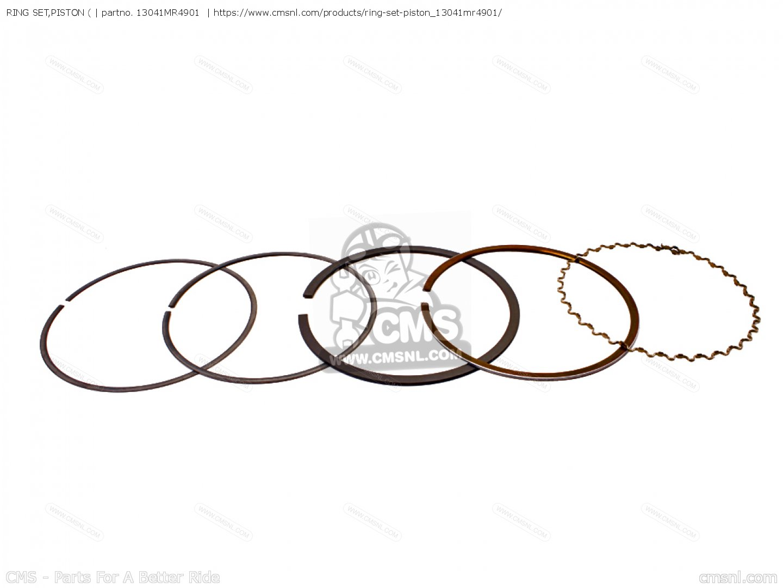 Ring Set Piston 0 75 For Cmx450c Rebel G Usa