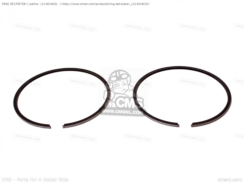 Ring Set,piston T350 1969 1970 1971 1972 (?) (?) (r) (j