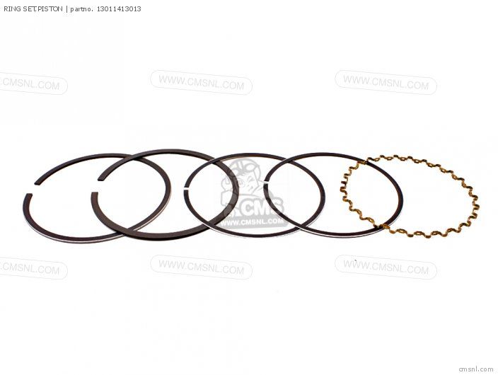 RING SET,PISTON for CB400N 1980 (A) EUROPEAN DIRECT SALES