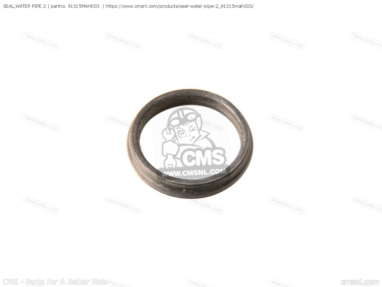 Mah003 Seal Water Pipe 2 Honda