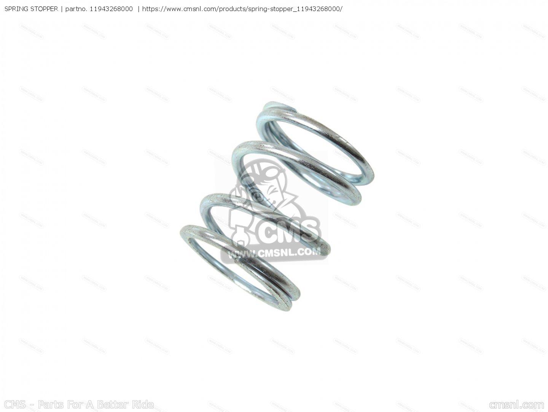 Spring Stopper For Cl77 Scrambler Usa 305
