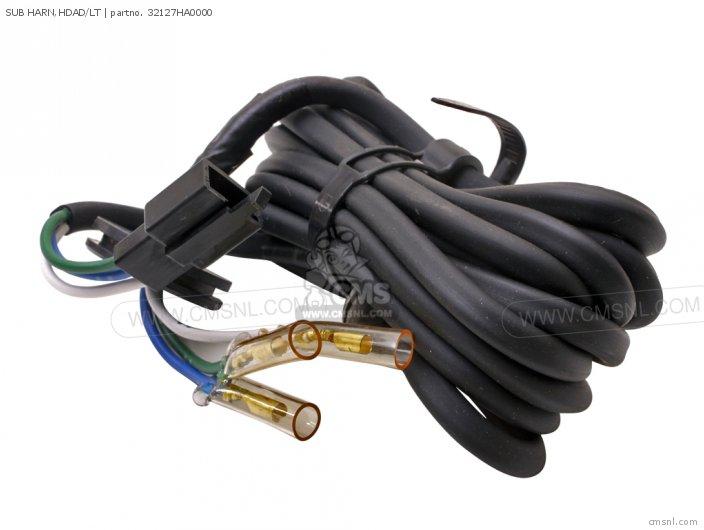 Honda Zb50 Usa Wire Harness Schematic Partsfiche