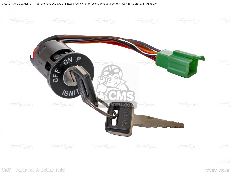 ignition switch deutsch how to draw stem and leaf diagram 3711013a20 assy suzuki buy the 37110