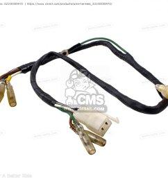wire harness a photo tl125 trials 1974  [ 1440 x 1080 Pixel ]
