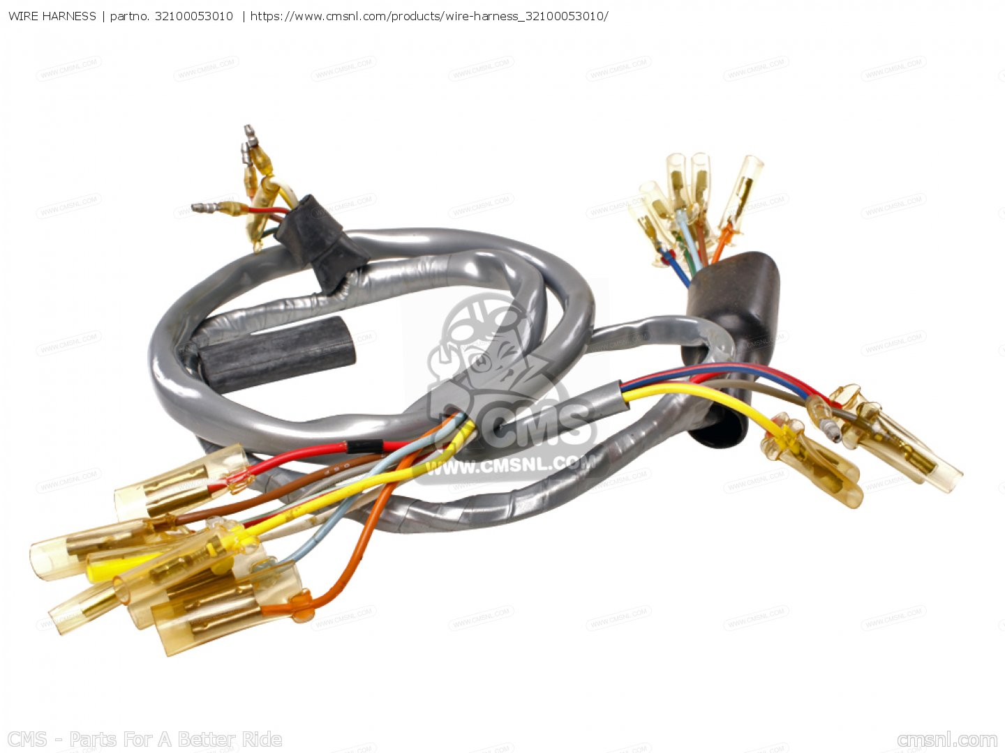 hight resolution of wire harness photo ct90 trail 1966 k0
