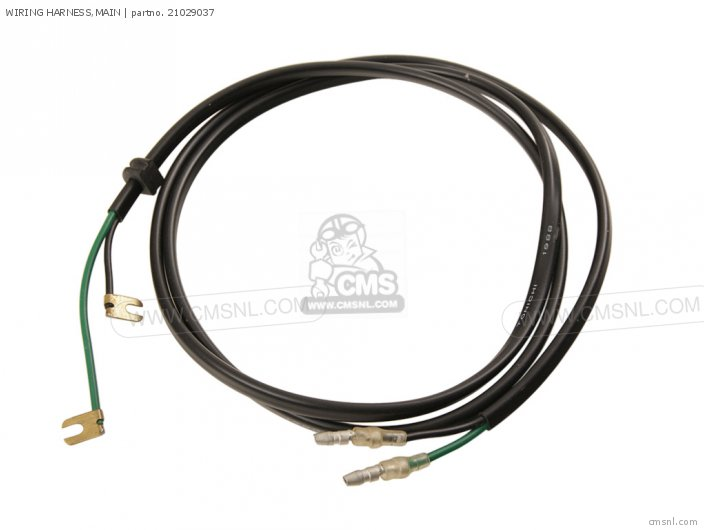 WIRING HARNESS,MAIN for KZ1000B2 KZ1000 LTD 1978 USA