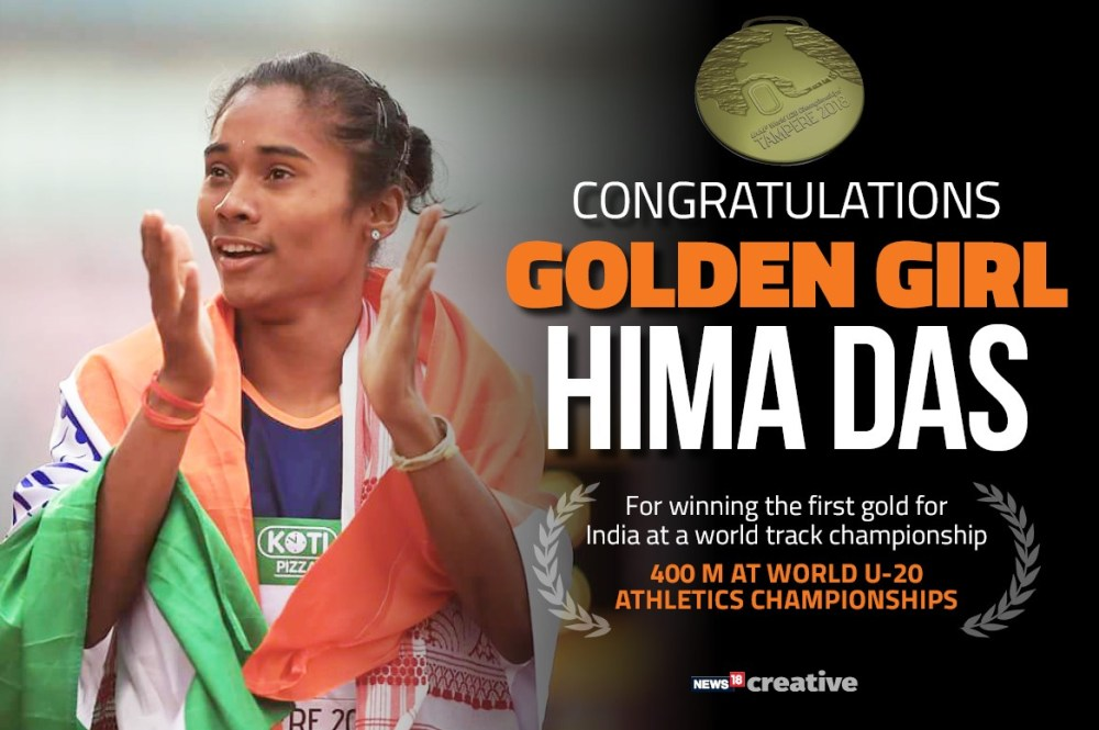 Image result for hima das