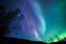 Lo Spettacolo Dell'aurora Boreale In Alaska - Cond Nast Live