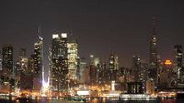 New York Kini Punya Wisata Kuliner Pasar Terapung