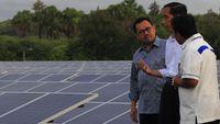Pertamina Gandeng Tiga BUMN Lain Garap PLTS 200 MW