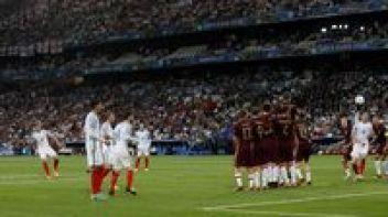 Inggris Ditahan Imbang Rusia 1-1