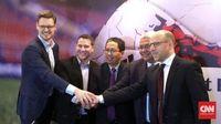 FIFA Beri Rp500juta untuk Proyek Percontohan di Indonesia