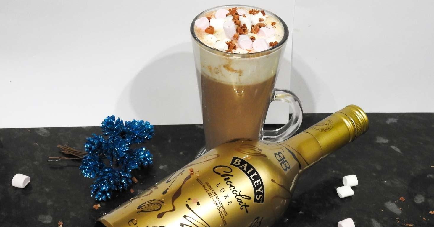 Gluten Free Indulgent Baileys Chocolat Luxe Hot Chocolate ...