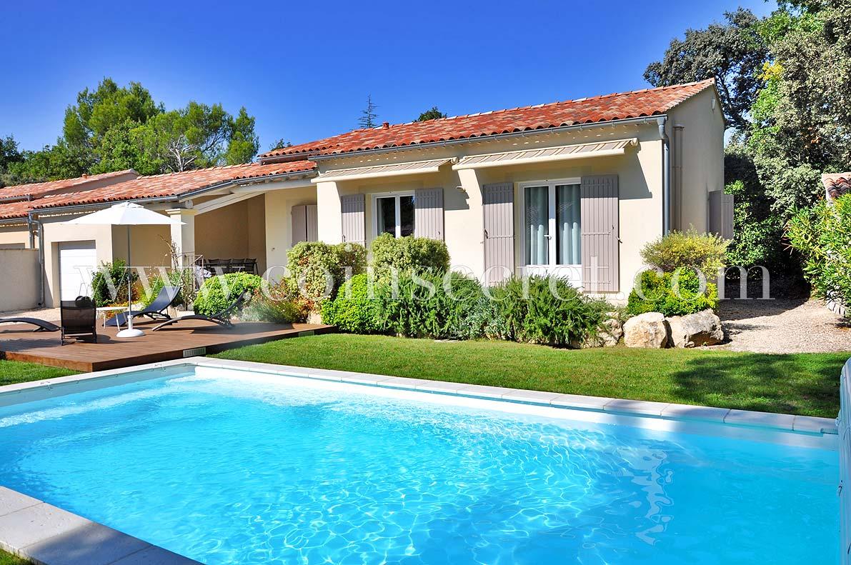 Villa met priv zwembad te huur voor vakantie in de Provence