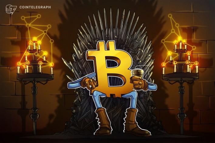 'Bitcoin is the king of crypto and it's here to stay' says eToro CEO