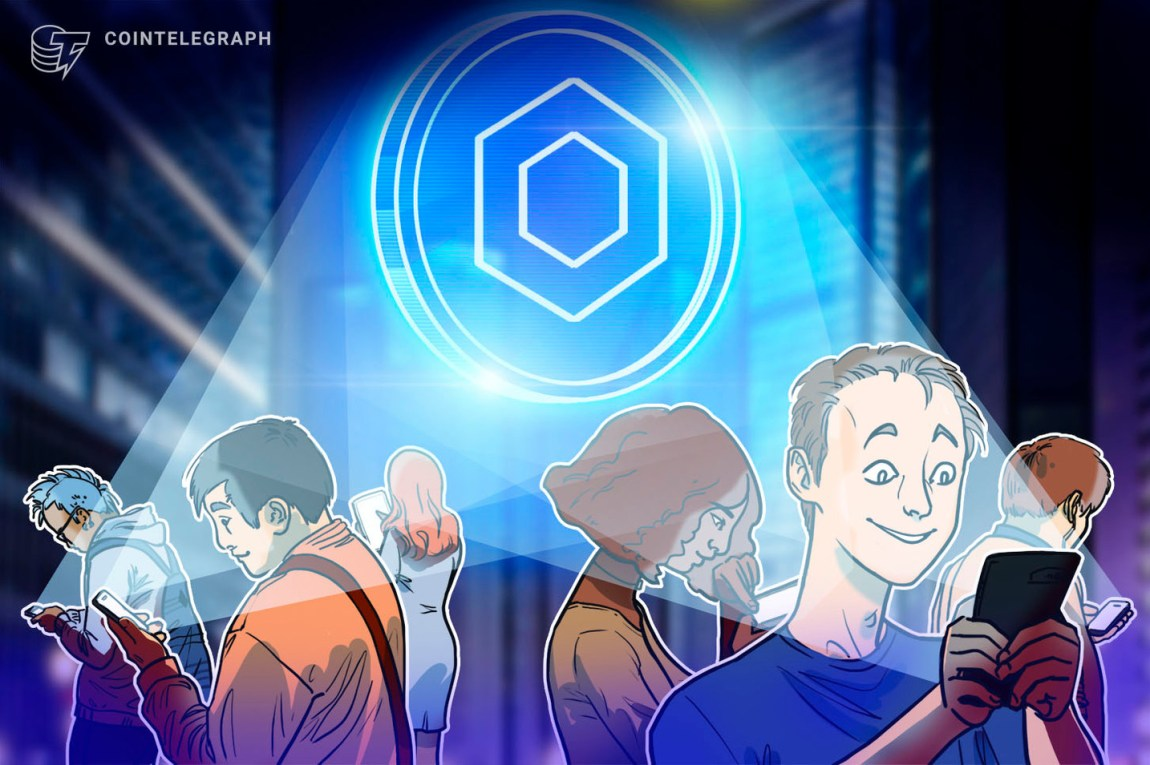 NEAR Integrates Chainlink Data Oracles