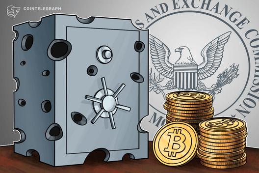 Si Bitcoin fuera una seguridad, 'plantearía problemas sustanciales' 1