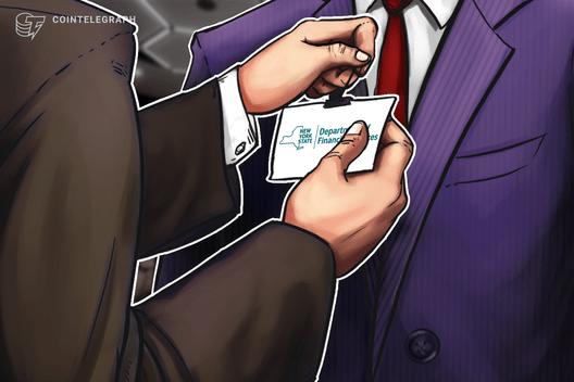 Regulador financiero del estado de Nueva York contratando especialista en criptomonedas y blockchain 1