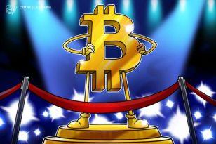 Bitcoin zurück über der psychologisch wichtigen 10.000 US-Dollar Marke