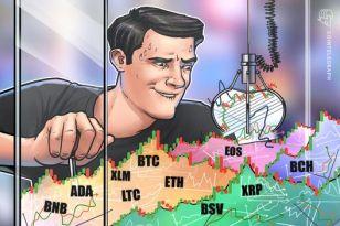 Kursanalyse, 24. Januar: BTC, ETH, XRP, BCH, BSV, LTC, EOS, BNB, XLM, ADA